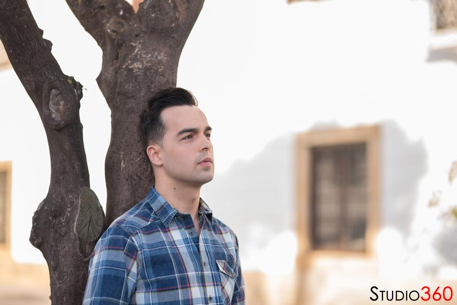 Jonathan Adrada, modelo, estudio, reportaje. san roque, Algeciras
