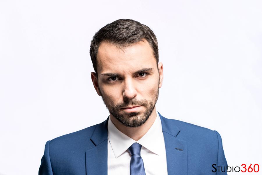 Sesión, reportaje, estudio, cantante, José Barberán