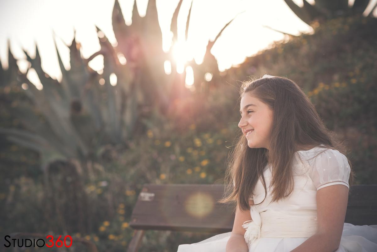 Primera Comunión Lucía Torre de la Sal Casares