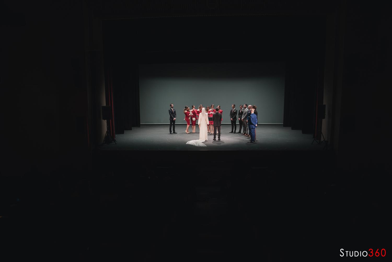 Boda Teatro Juan Luis Galiardo San Roque
