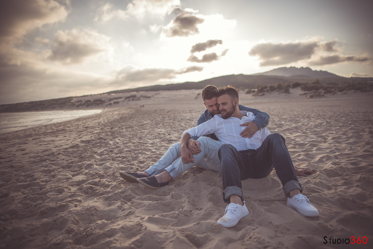 Preboda Gay Tarifa Dunas Playa