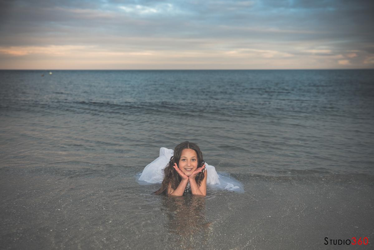 Comunion playa sotogrande