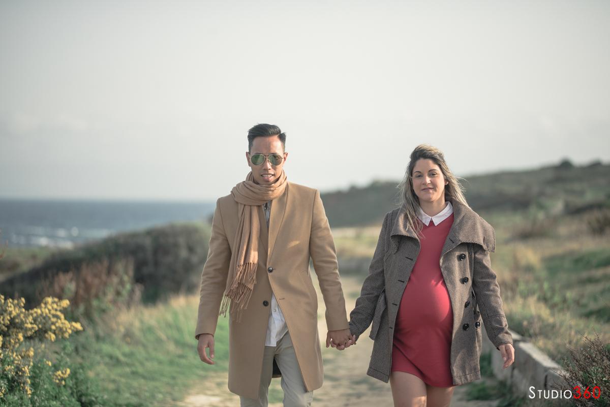 Embarazada premama newborn recien nacido