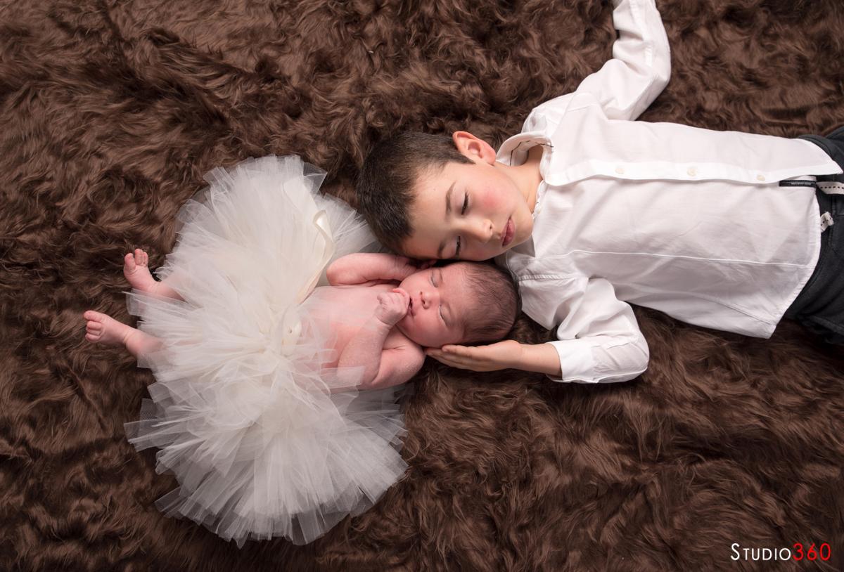 Embarazada & newborn