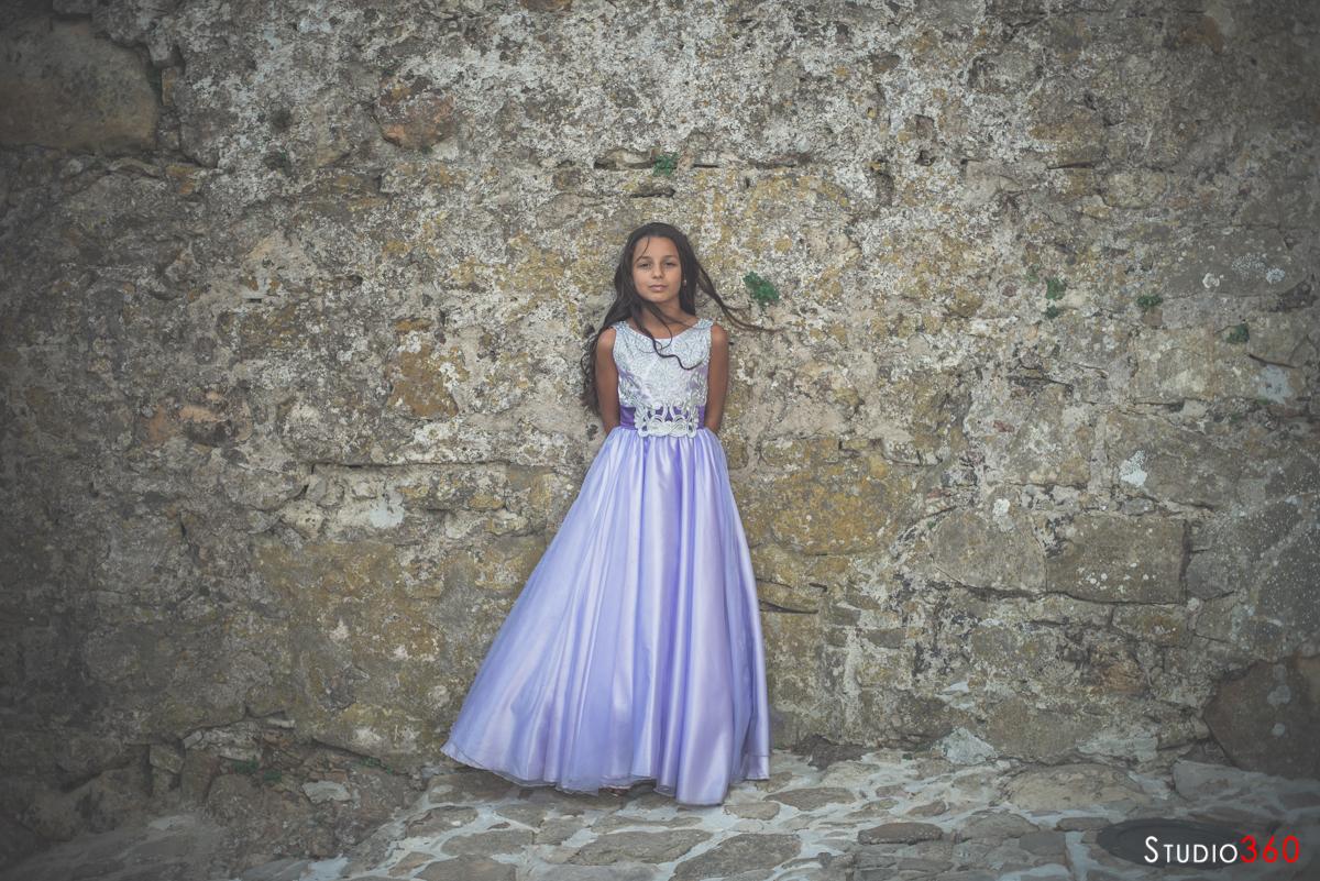 Coronacion princesa cumpleaños niña