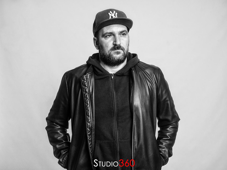 sesión Estudio DJ