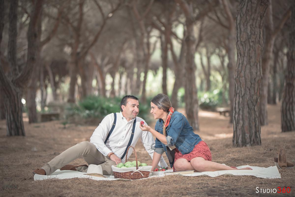 Postboda boda Tarifa playa