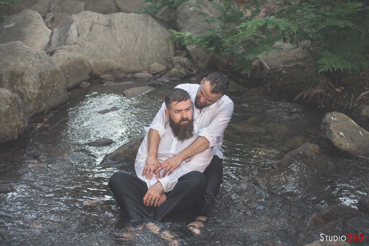 Postboda gay boda