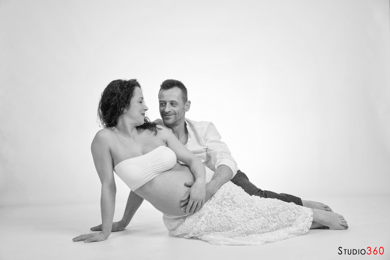 reportaje embarazada estudio