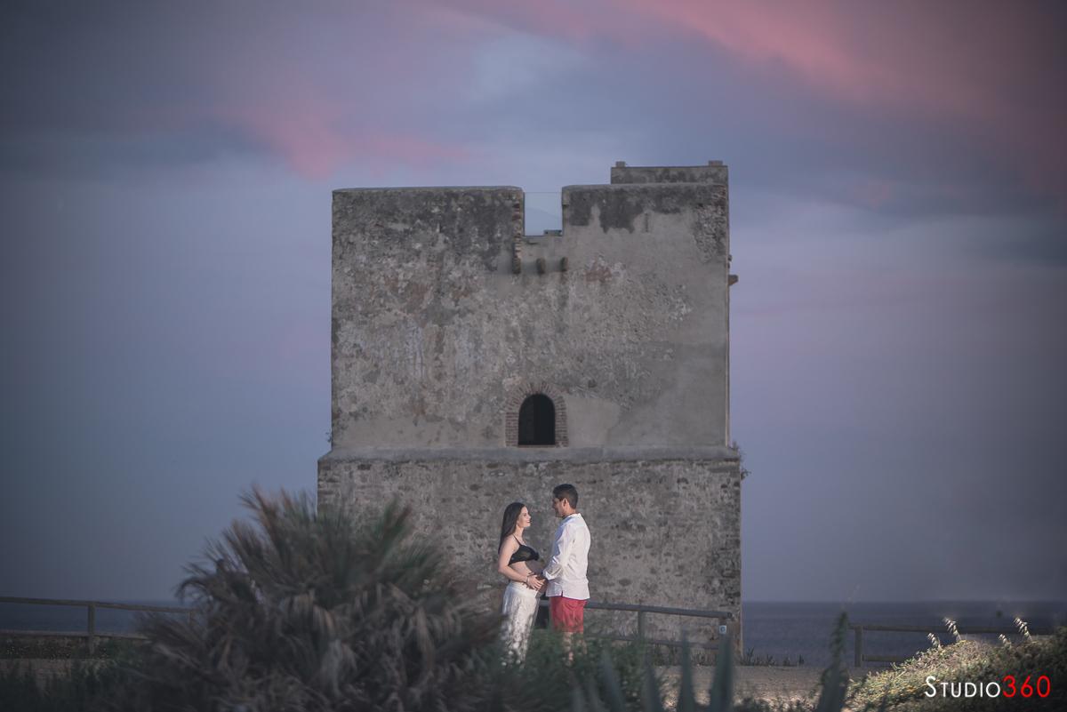 Embarazo Casares Torre de la Sal Malaga